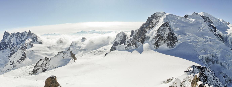 Mont Blanc, Chamonix, France, 2013
